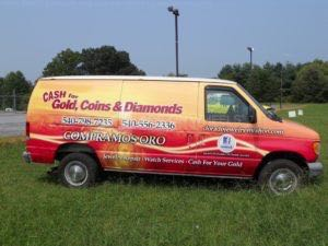 Van Wrap Graphics ELD