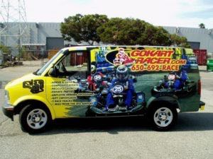 Van Wrap Graphics  GKR