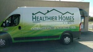 Van Wrap Graphics HHW