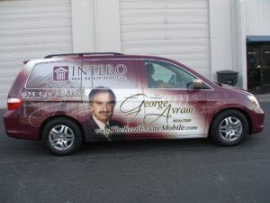 Van Wrap Graphics IRE