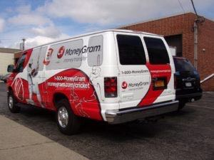 Van Wrap Graphics MM2