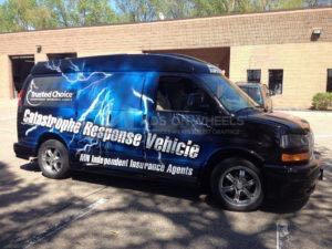 Van Wrap Graphics MNI