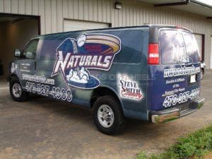 Van Wrap Graphics NAN