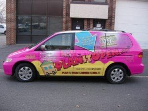 Van Wrap Graphics PIO