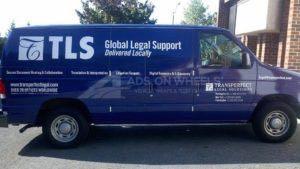 Van Wrap Graphics TLS