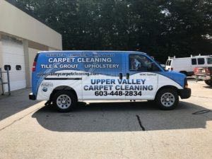 Van Wrap Graphics Carpet Cleaning UVC2