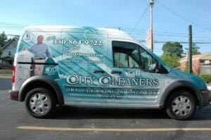 Van Wrap Graphics Cleaners JST3