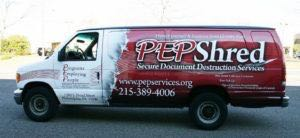 Van Wrap Graphics Document PEP