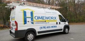 Van Wrap Graphics Home Hmwk