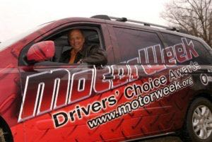 Van Wrap Graphics Motorweek MRW