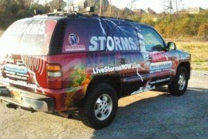 Vehicle Wraps Graphics Vinyl Fleet Large Car Suv Chevrolet Chevy Tahoe Lss Passenger