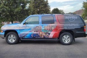 Vehicle Wraps Graphics Vinyl Fleet Large Car Suv Chevy Chevrolet Suburban Har Jjt Driver