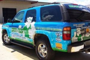 Vehicle Wraps Graphics Vinyl Fleet Large Car Suv Chevy Tahoe Gts2 Driver