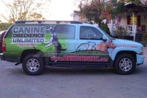 Vehicle Wraps Graphics Vinyl Fleet Large Format Car Suv Chevy Chevrolet Suburban Cno Passenger