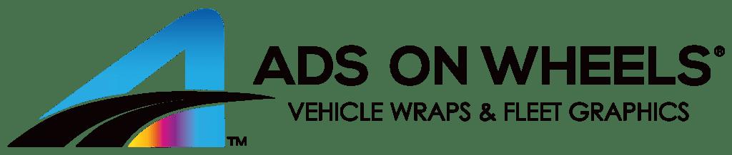 Ads on Wheels Logo